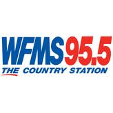 rádio WFMS Country 95.5 FM Estados Unidos, Indianapolis