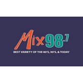 Radio WJKK Mix 98.7 FM United States of America, Jackson