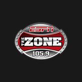 radio WRKS ESPN The Zone 105.9 FM Estados Unidos, Jackson