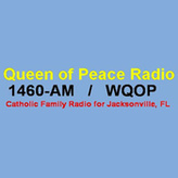 rádio WQOP Queen of Peace 1460 AM Estados Unidos, Jacksonville