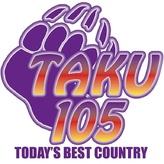 radio KTKU Taku 105.1 FM Stati Uniti d'America, Juneau