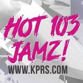 radio KPRS Hot Jamz 103.3 FM Estados Unidos, Kansas City