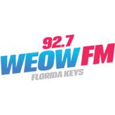 rádio WEOW Today's Hit Music 92.7 FM Estados Unidos, Key West