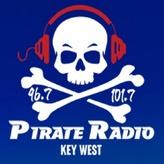 rádio WKYZ Pirate Radio 101.7 FM Estados Unidos, Key West