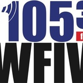 radio WFIV i105.3 105.3 FM Estados Unidos, Knoxville