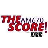 radio KMZQ The Score 670 AM Estados Unidos, Las Vegas