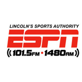 rádio KLMS - ESPN 1480 AM Estados Unidos, Lincoln