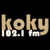radio KOKY 102.1 FM United States, Little Rock
