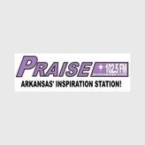 rádio KPZK Praise 102.5 FM Estados Unidos, Little Rock