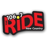 radio KHLR The Ride 106.7 FM Estados Unidos, Little Rock