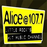 rádio KLAL Alice 107.7 FM Estados Unidos, Little Rock