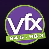 radio KVFX - Utah's VFX 94.5 FM Estados Unidos, Logan