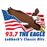 radio KLBB The Eagle 93.7 FM United States, Lubbock