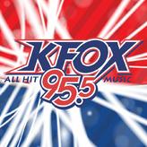 radio KAFX K-Fox 95.5 FM Stany Zjednoczone, Lufkin