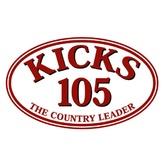 rádio KYKS Kicks 105.1 FM Estados Unidos, Lufkin