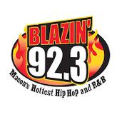 Radio WLZN Blazin' 92.3 92.3 FM United States of America, Macon