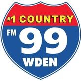 rádio WDEN Country 99.1 FM Estados Unidos, Macon
