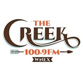 radio WNEX The Creek 100.9 FM United States, Macon