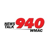 radio WMAC News Talk 940 AM Stati Uniti d'America, Macon