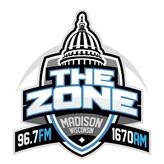 radio WOZN The Zone 1670 AM Estados Unidos, Madison