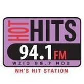 radio W231BR Hot Hits 94.1 FM Estados Unidos, Manchester