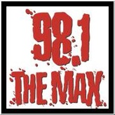 radio WXMX The Max 98.1 FM United States, Memphis