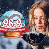Radio WKIM Christmas 98.9 FM United States of America, Memphis