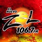 rádio WXDJ El Zol 106.7 FM Estados Unidos, Miami