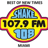 Radio WMIV - Shake 108 107.9 FM United States of America, Miami