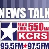 radio KCRS Newstalk 550 AM Estados Unidos, Odessa