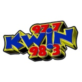 Radio KWIN 97.7 FM United States of America, Stockton