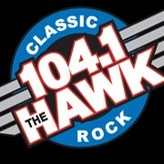 radio KHKK The Hawk 104.1 FM Estados Unidos, Stockton