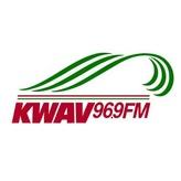 radio KWAV 96.9 FM United States, Monterey