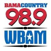 rádio WBAM Bama Country 98.9 FM Estados Unidos, Montgomery