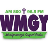 radio WMGY Gospel 800 AM Estados Unidos, Montgomery