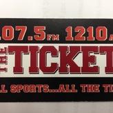 radio WTXK The Ticket 107.5 FM Estados Unidos, Montgomery