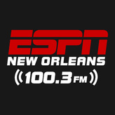 radio KLRZ - ESPN New Orleans 100.3 FM Stany Zjednoczone, Nowy Orlean