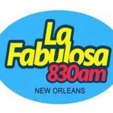 radio WFNO La Fabulosa 830 AM Stany Zjednoczone, Nowy Orlean