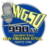rádio WGSO 990 AM Estados Unidos, New Orleans