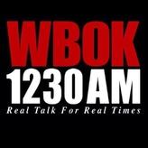 rádio WBOK 1230 AM Estados Unidos, New Orleans