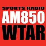 radio WTAR Sports Radio 850 AM Estados Unidos, Norfolk