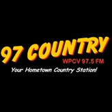 rádio WPCV Country 97.5 FM Estados Unidos, Orlando