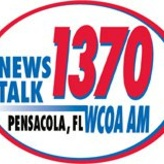 radio WCOA News Talk 1370 AM Estados Unidos, Pensacola