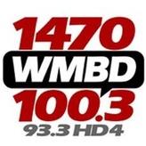 radio WMBD Talk 1470 AM Estados Unidos, Peoria