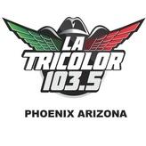 Радио KLNZ La Tricolor 103.5 FM США, Финикс