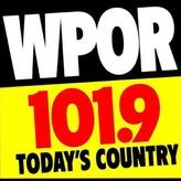 radio WPOR Today's Country 101.9 FM Stati Uniti d'America, Portland