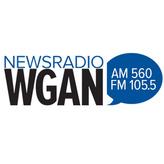 rádio WGAN NewsRadio 560 AM Estados Unidos, Portland