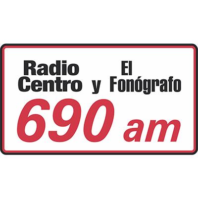 rádio Centro El Fonógrafo 690 AM México, Cidade do México