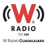 radio W Radio Guadalajara 1190 AM Messico, Guadalajara