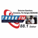 rádio Trade FM 88.1 FM Senegal, Dakar